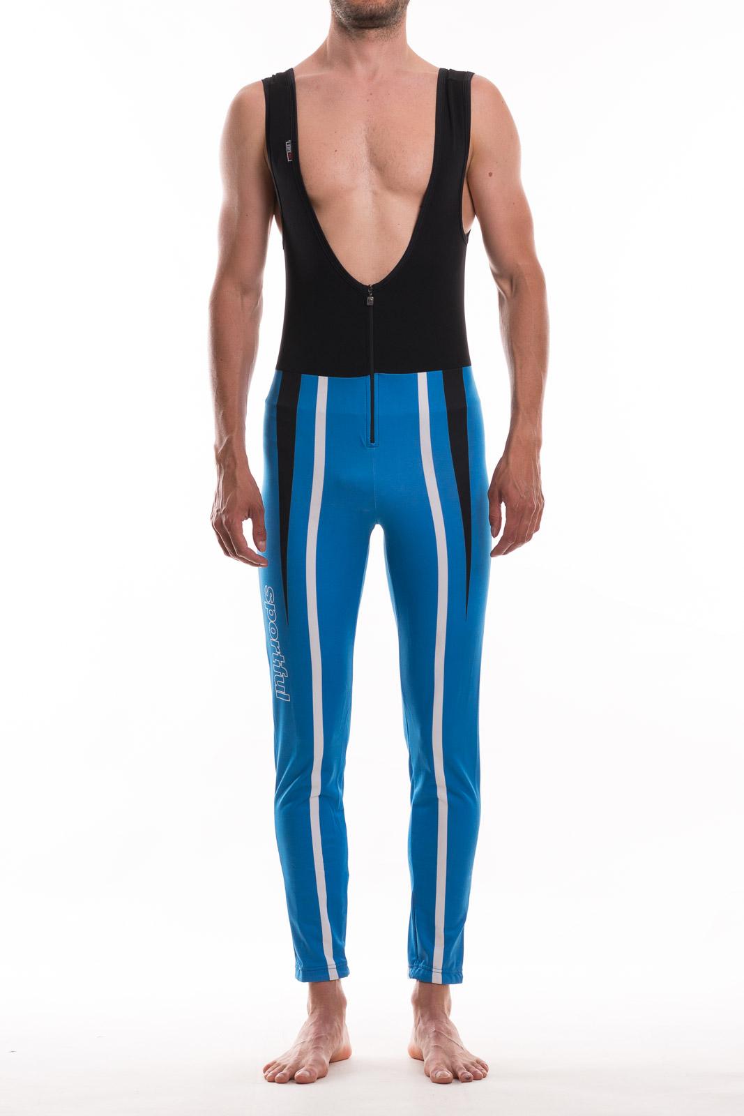 96864833243b Sportful Davos Nohavice na traky modrá-čierna. Pre absolútny zážitok prosím  použite prehliadač s javascriptom
