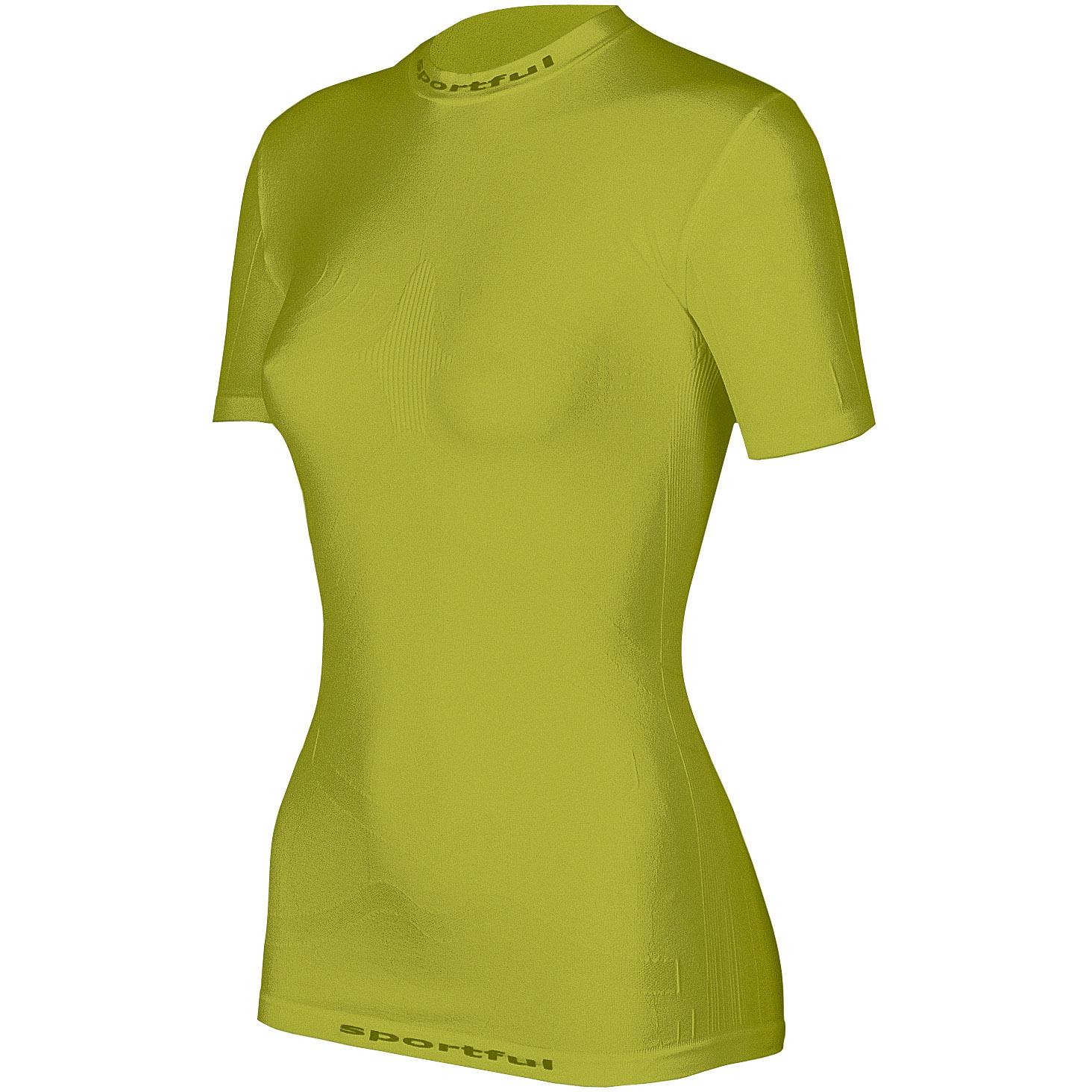 cbf69e1683aa Sportful Second Skin Deluxe Tričko dámske zelené