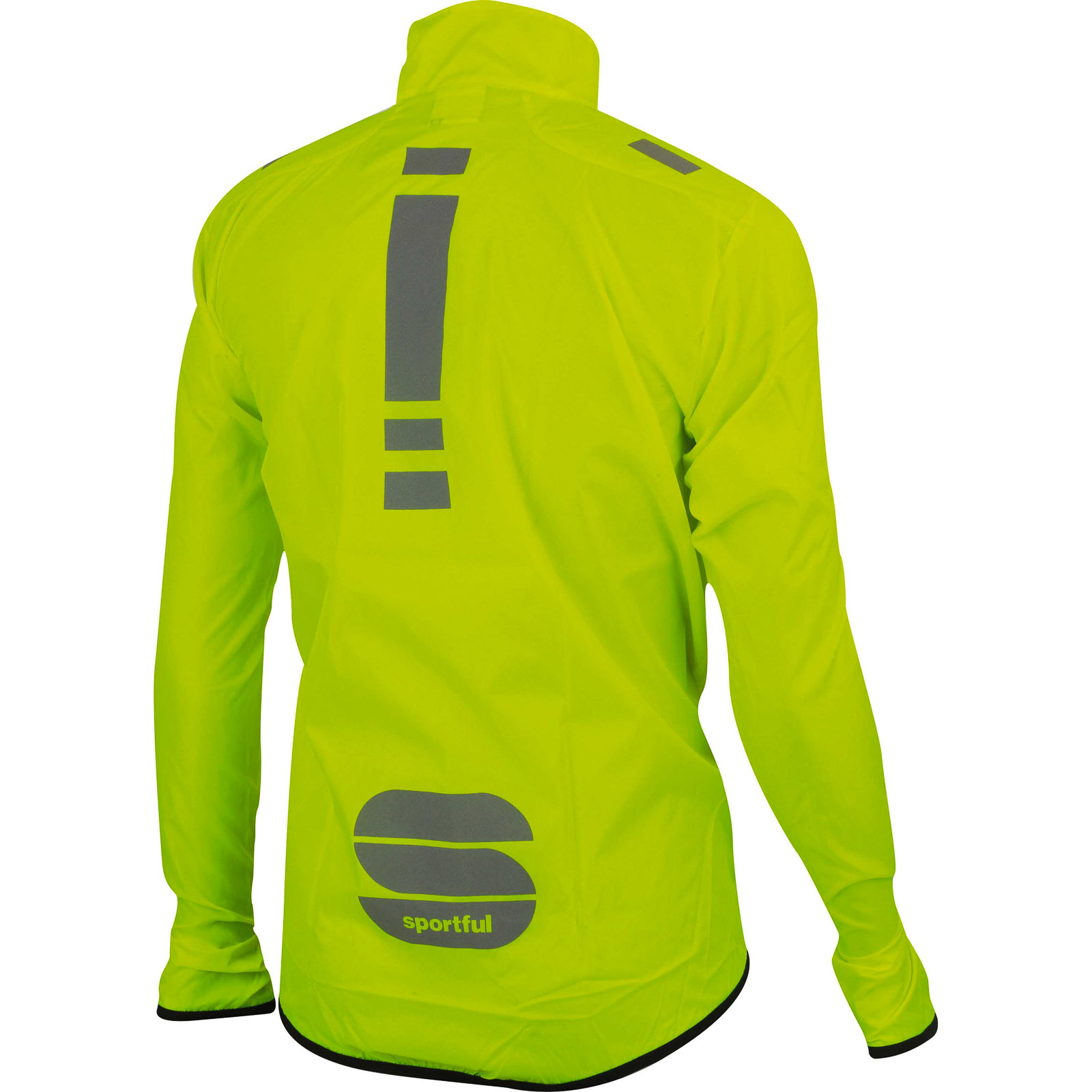 fcdfee7d40e57 Sportful Reflex 2 Bunda krikľavá žltá