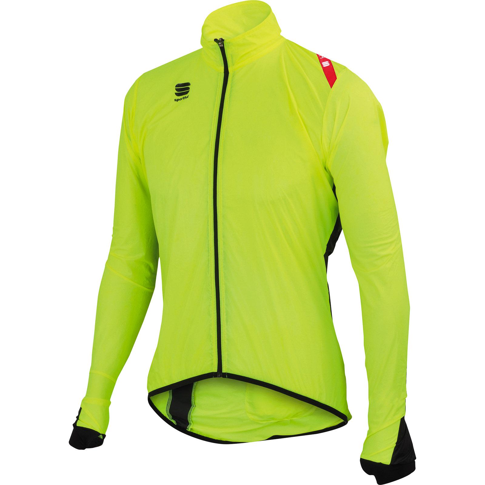88c67162ebf8a Výpredaj. -22%. Sportful Hot Pack 5 bunda fluo žltá/čierna
