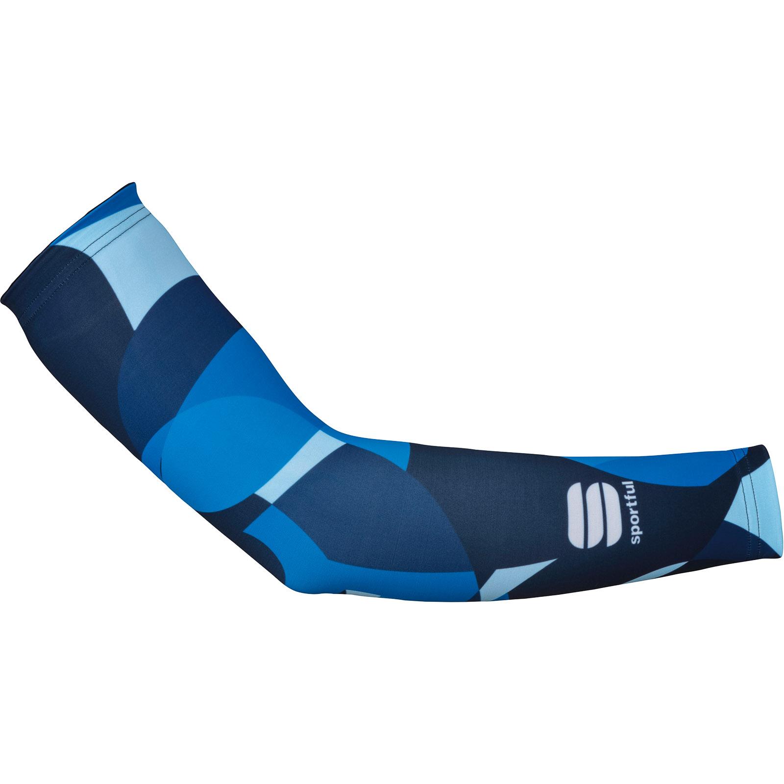 83d971d77 Sportful Primavera návleky na ruky modré
