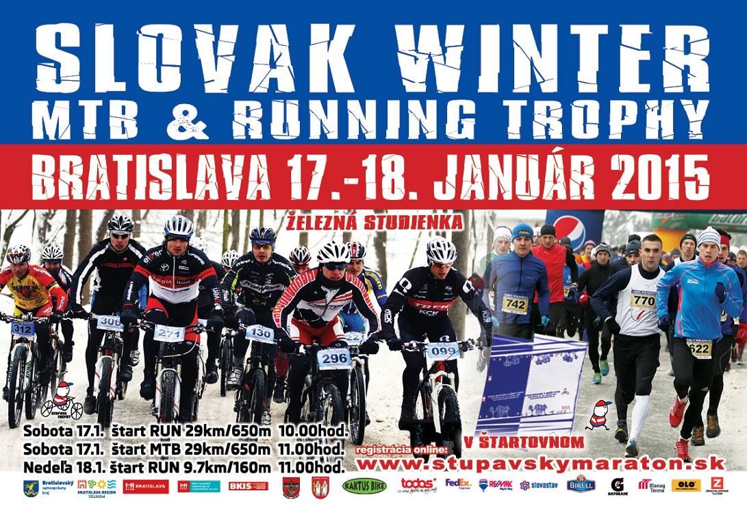 Banner Slovak Winter Trophy 2015