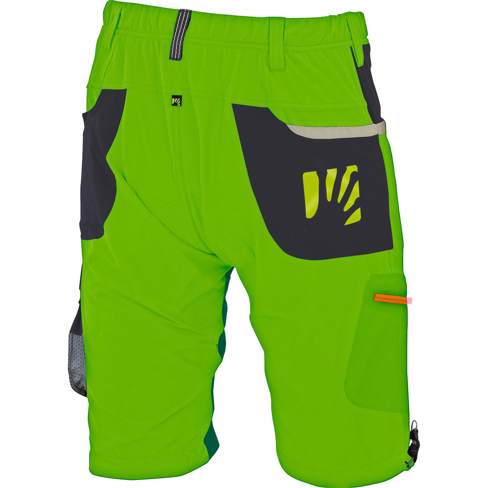 88aa14b811 Karpos CASATSCH BAGGY MTB kraťasy zelené sivé. Pre absolútny zážitok prosím  použite prehliadač s javascriptom