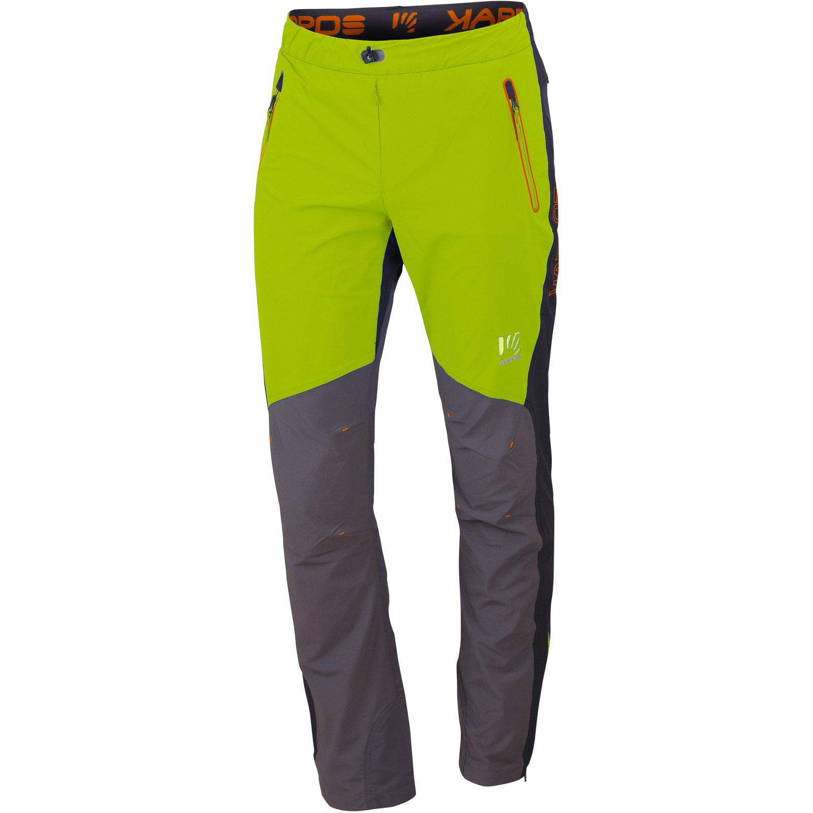1502de47980b Karpos ROCK FLY nohavice zelené sivé