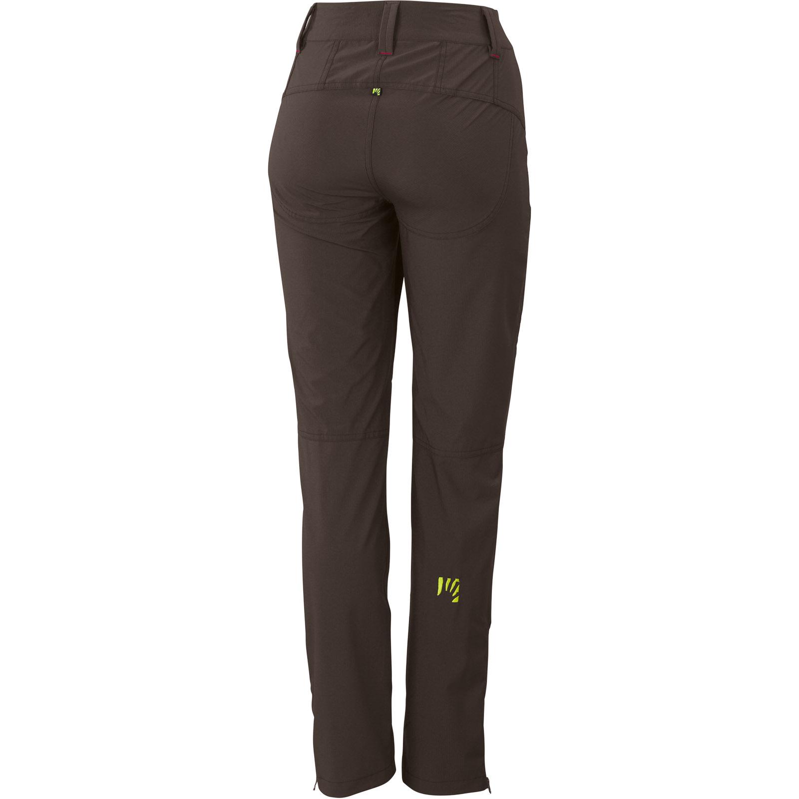 974af88a62be Karpos TREKK EVO dámske nohavice hnedé. Pre absolútny zážitok prosím  použite prehliadač s javascriptom