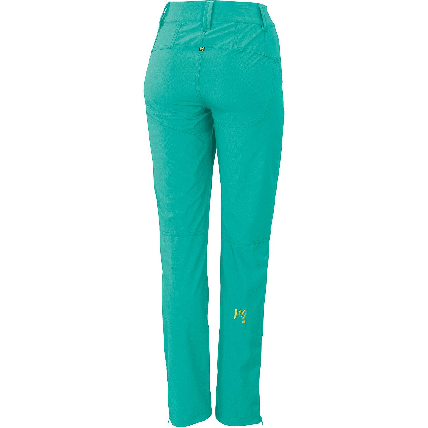 34510ba49d5b Karpos TREKK EVO dámske nohavice tyrkysové. Pre absolútny zážitok prosím  použite prehliadač s javascriptom
