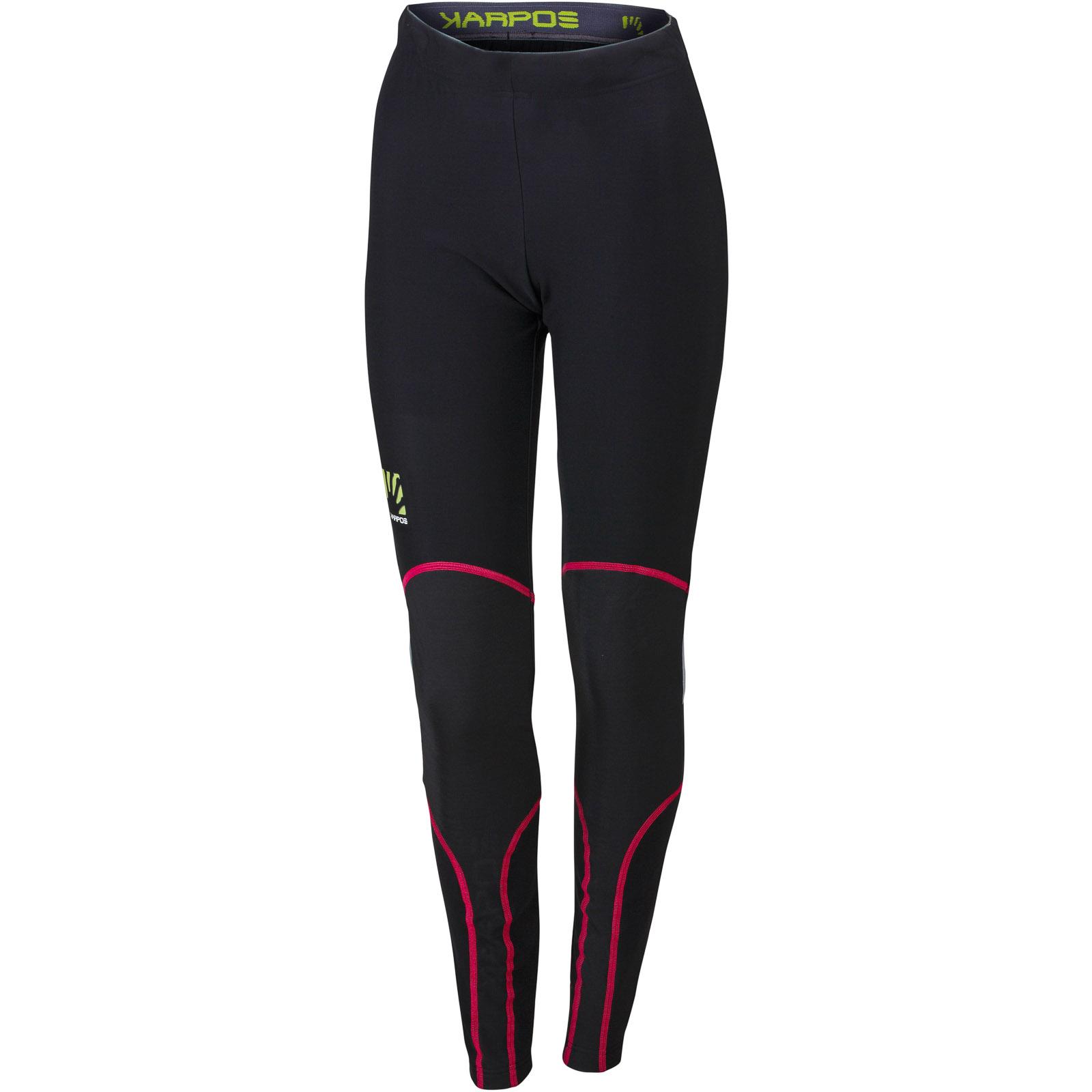18fe095696 Dámske elastické nohavice na skialp Alagna čierne