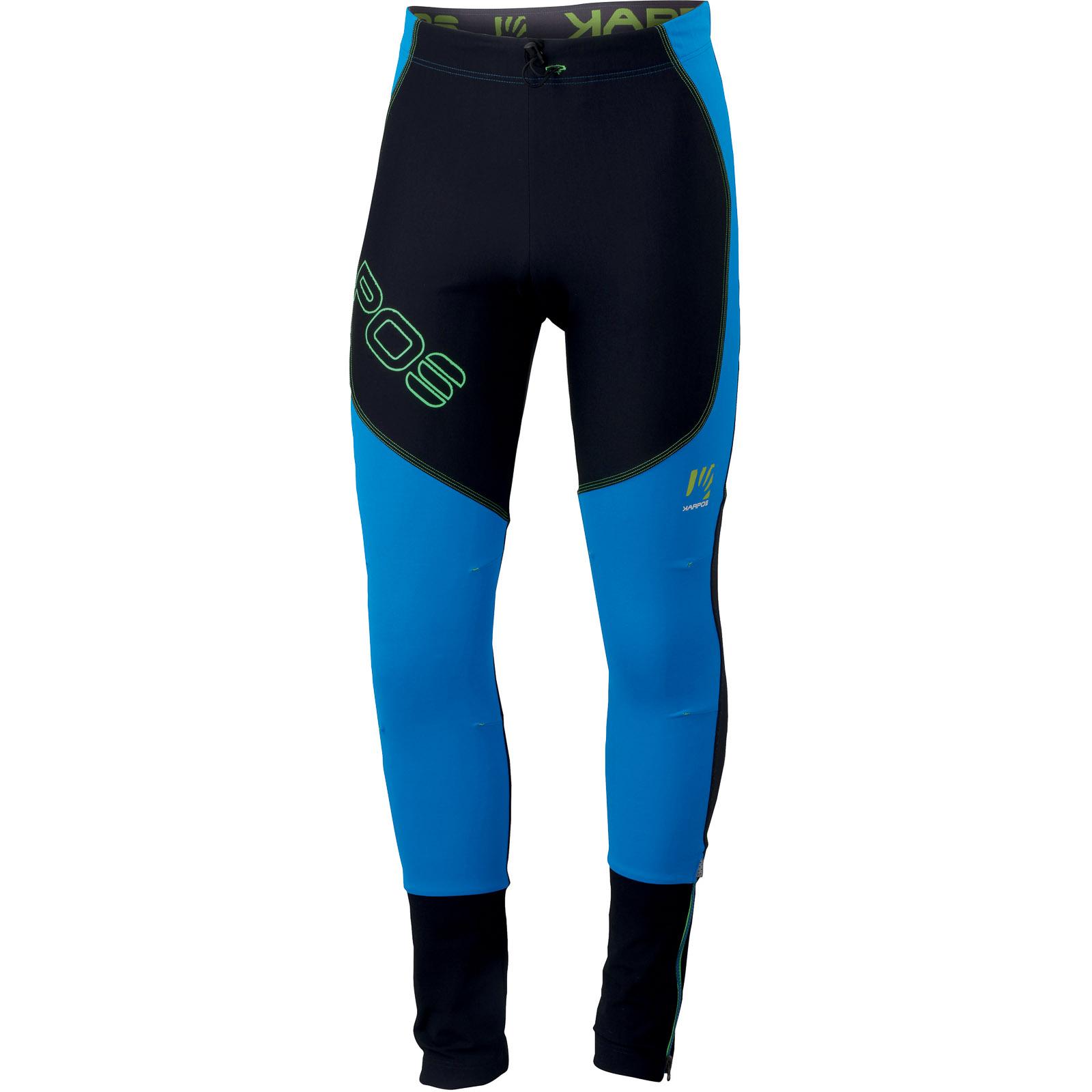 b6536111cf Pánske skialp nohavice Alagna Lite modré čierne
