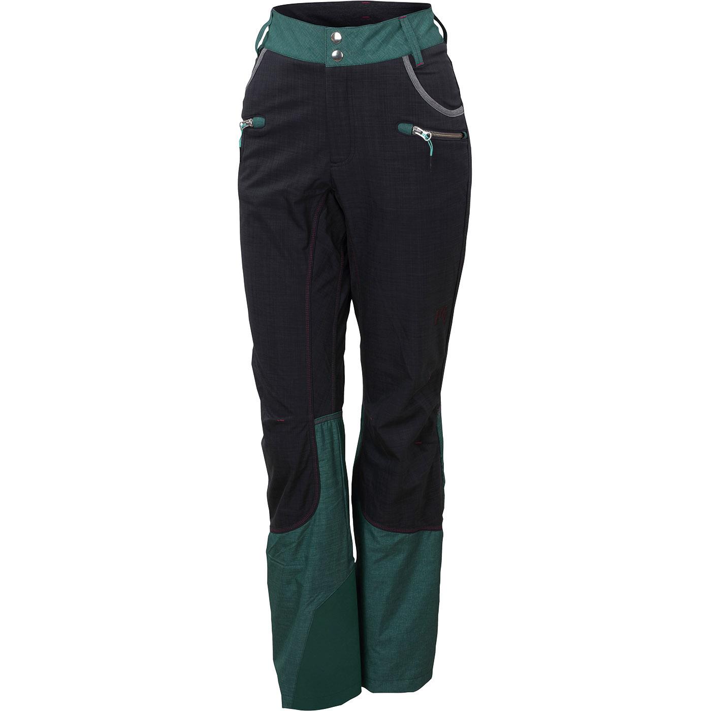 adbb0214c871 Dámske nohavice na skialp lyžovanie Baita zelené