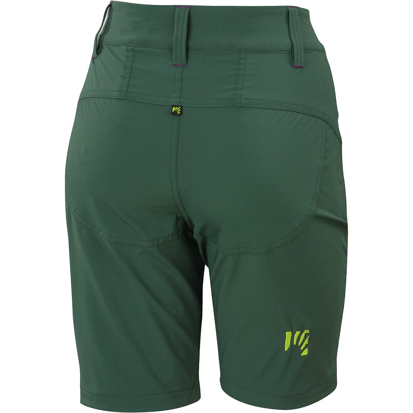 628b5526e710 Karpos TREKK EVO bermudy dámske zelené. Pre absolútny zážitok prosím  použite prehliadač s javascriptom