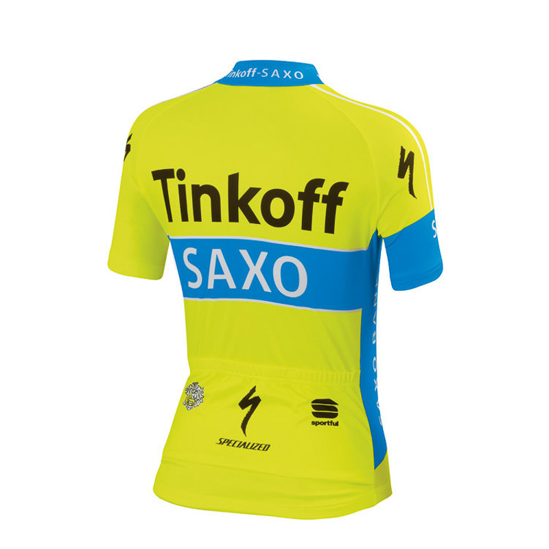 d1ef144702d5e Detský cyklodres Sportful Tinkoff Saxo Kids. Pre absolútny zážitok prosím  použite prehliadač s javascriptom