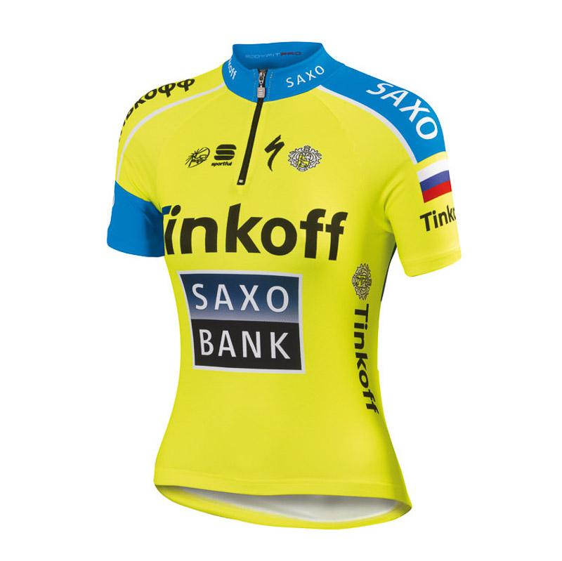 2c1e7d1e46e96 Detský cyklodres Sportful Tinkoff Saxo Kids