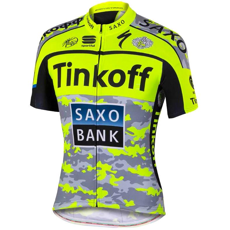 7637a10316408 Detský cyklodres Sportful Tinkoff Saxo TDF