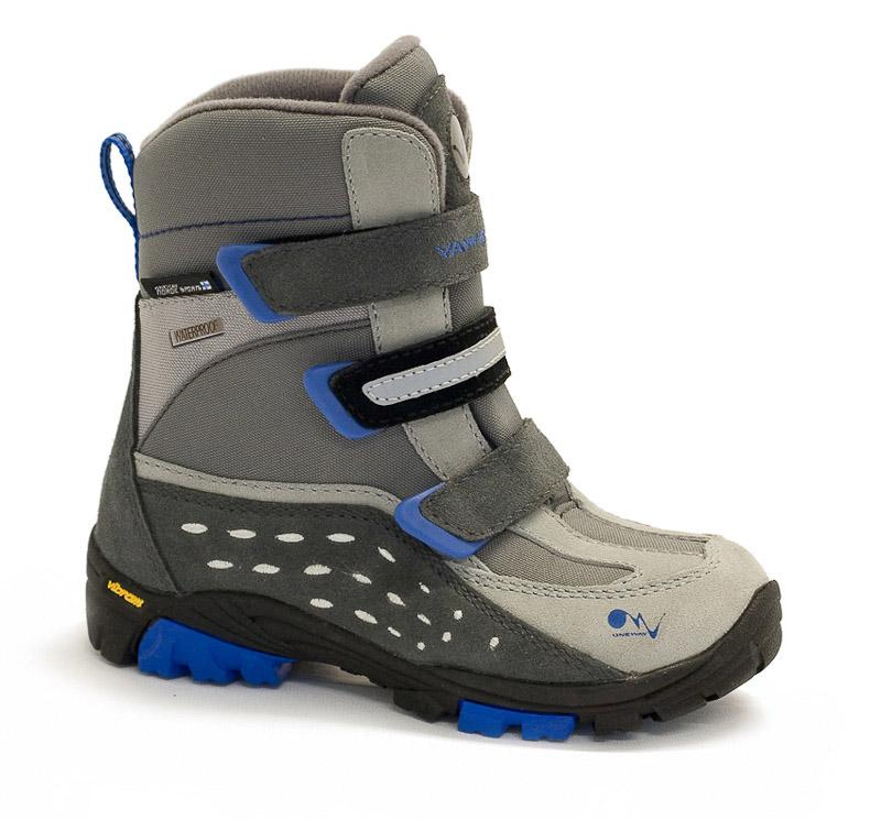 b58bdbecbf16 Destké zimné topánky NICO