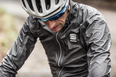 Cyklistická bunda do dažďa Sportful