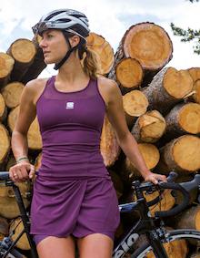 Dámske cyklistické oblečenie Sportful