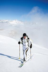 Skialpinistické oblečenie