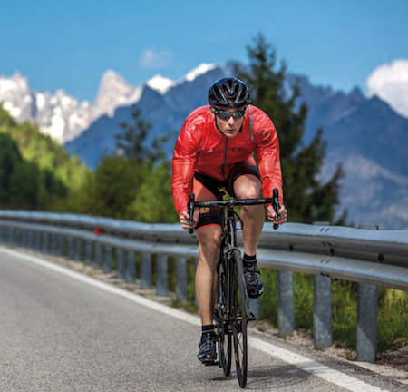 Vetruodolná cyklo bunda Sportful