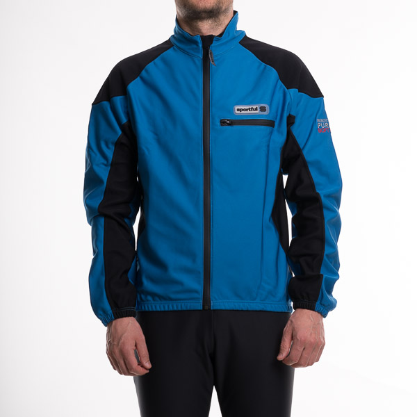 Sportful WindStopper Pursuit modrá-čierna