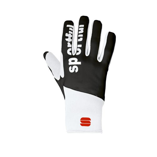 Sportful Skier Rukavice čierne/biele