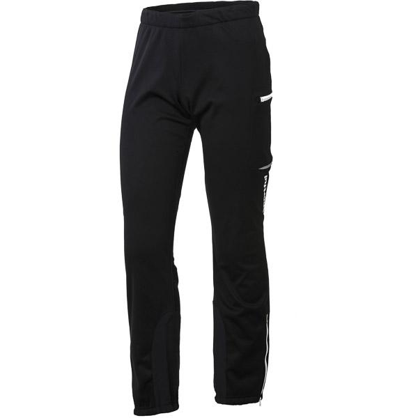 Sportful Mountain SoftShell nohavice čierne