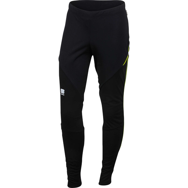 Sportful Bežecké nohavice Sportful Apex Evo čierne