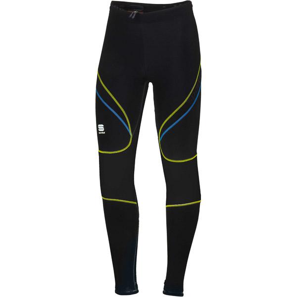Sportful Cardio Evo Tech nohavice čierne/zelené