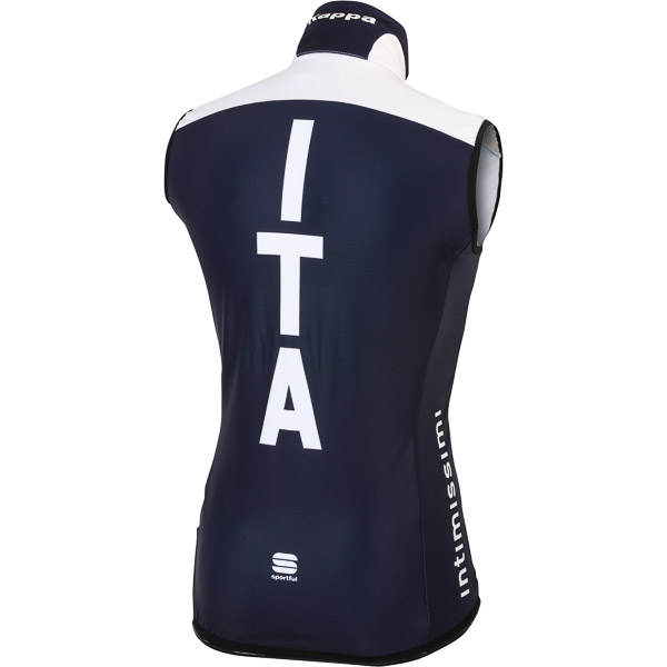 Sportful Team Italia WS Vesta biela/navy