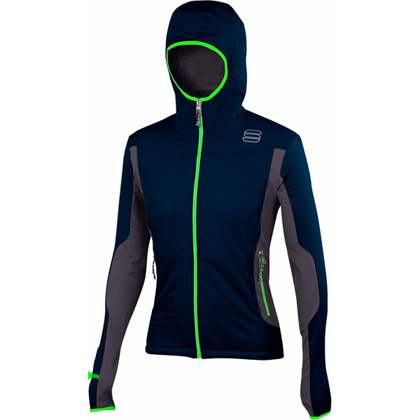 Sportful Xplore Bunda modrá/antracit