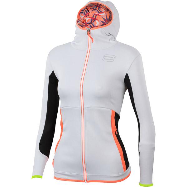Sportful Rythmo bunda dámska biela/ružová/červená