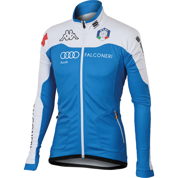 Sportful Team Italia Windstopper Bunda 2018