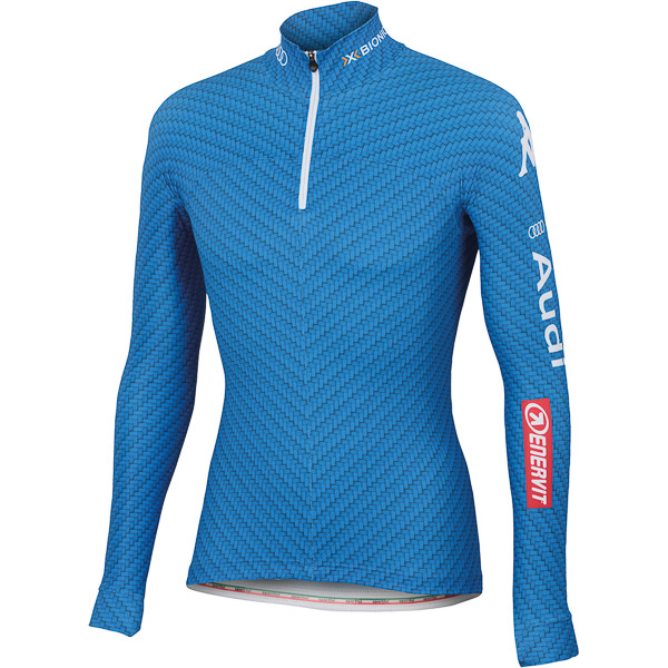 Sportful Team Italia RaceTop modrý karbón 2018