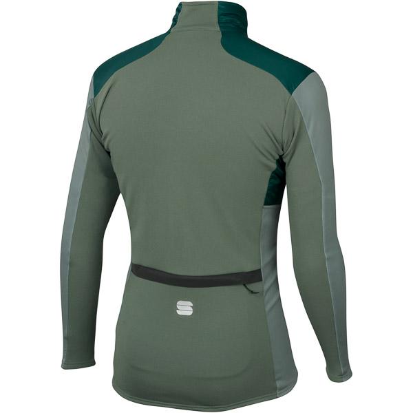 Sportful Rythmo bunda zelená/morský mach