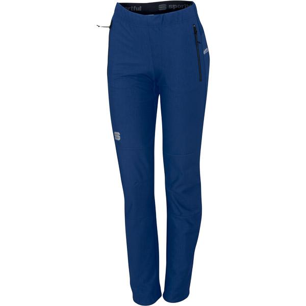 Sportful Squadra Windstopper dámske nohavice tmavomodré