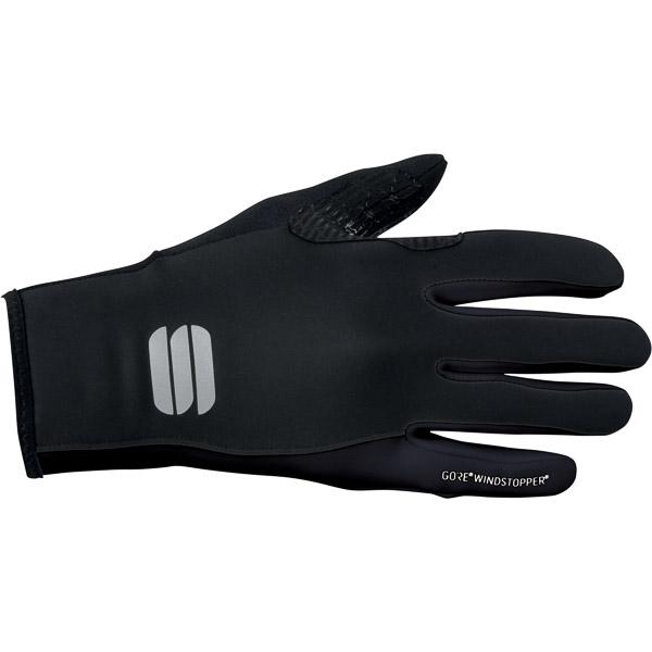 Sportful Stella Windstopper XC rukavice čierne
