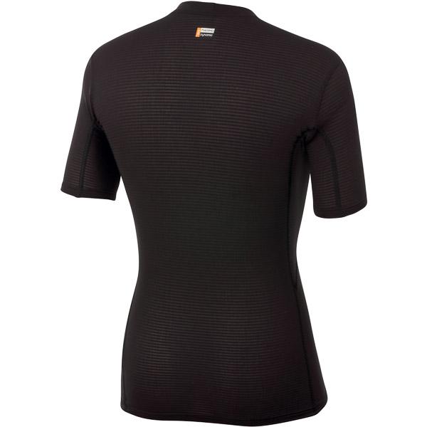 Sportful TD MID tričko čierne