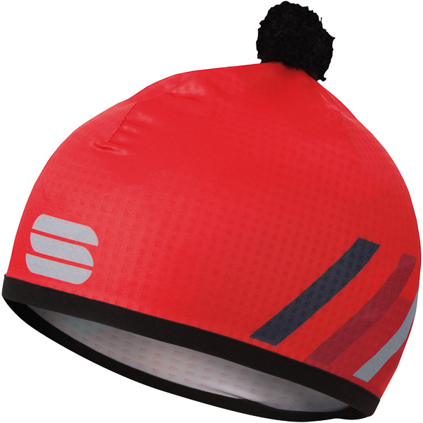 Sportful SQUADRA LIGHT RACE čiapka červená