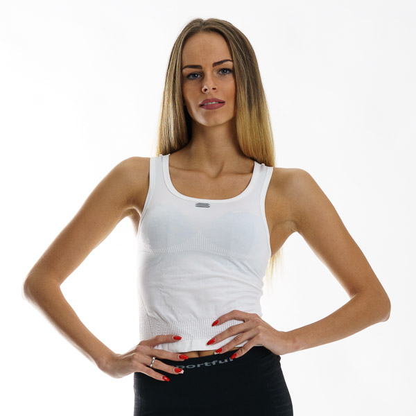 Sportful Second Skin Active TermoTielko dámske biele