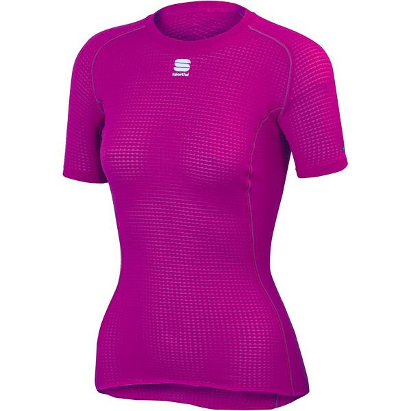 Sportful Bodyfit Pro dámske funkčné tričko KR slivkové