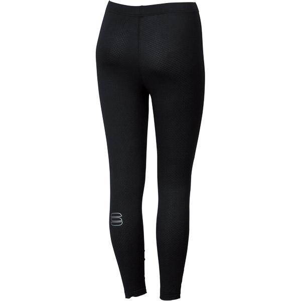 Sportful TD Mid Elastické termo nohavice čierne