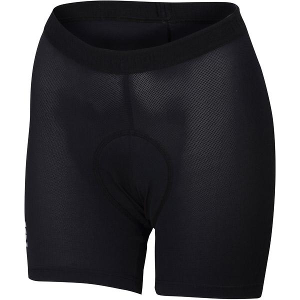 Sportful X-Lite Padded dámske spodné kraťasy čierne