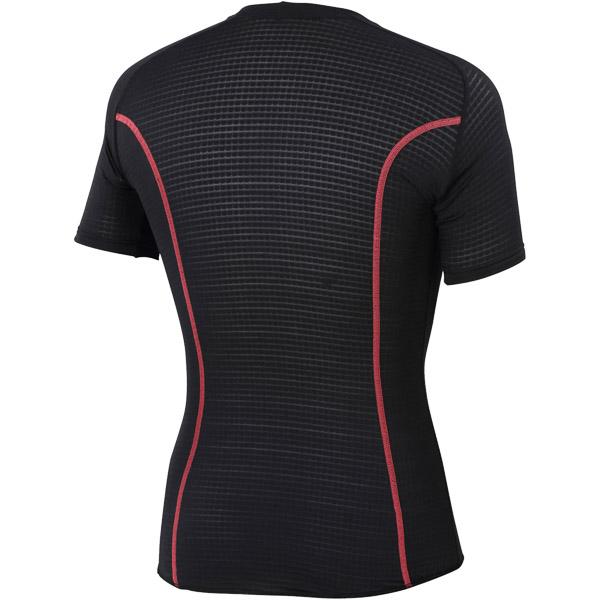 Sportful Bodyfit Pro termo tričko krátky rukáv čierne