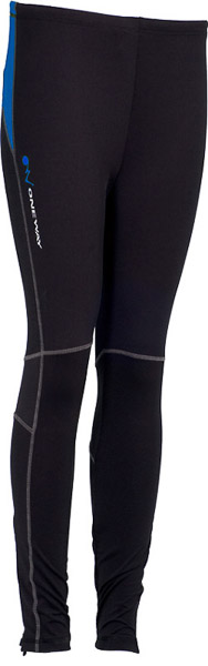 OneWay STEVE Dlhé elasťáky, sivé/modré prvky