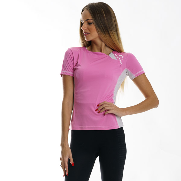 OneWay STELLA Dámske tričko ružové