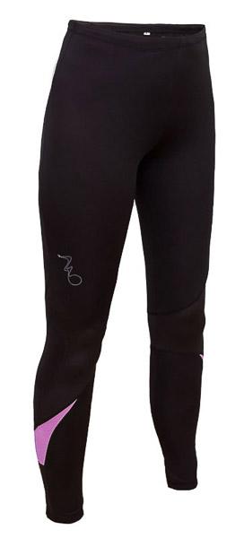 OneWay LILIAN Dámske elasťáky, čierne/ružové prvky