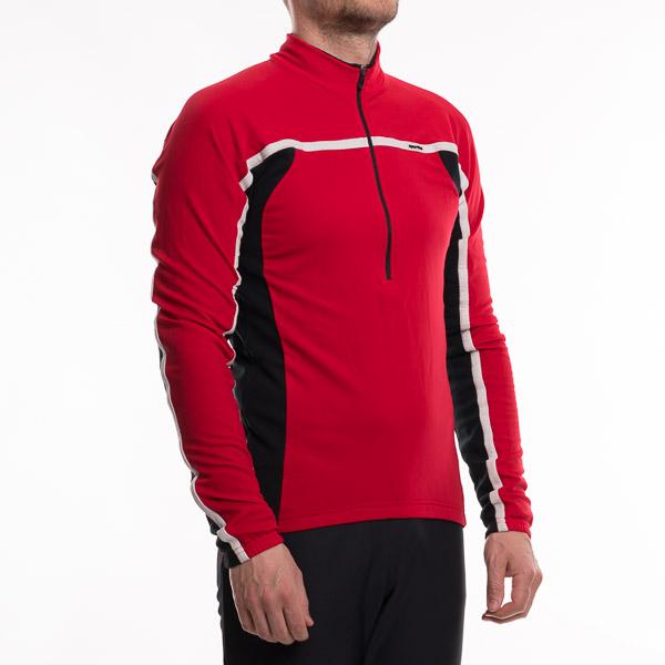 Sportful Anakonda Dres DR červená-biela-čierna