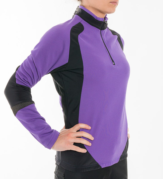 Sportful Toscana dres dámsky fialová-čierna