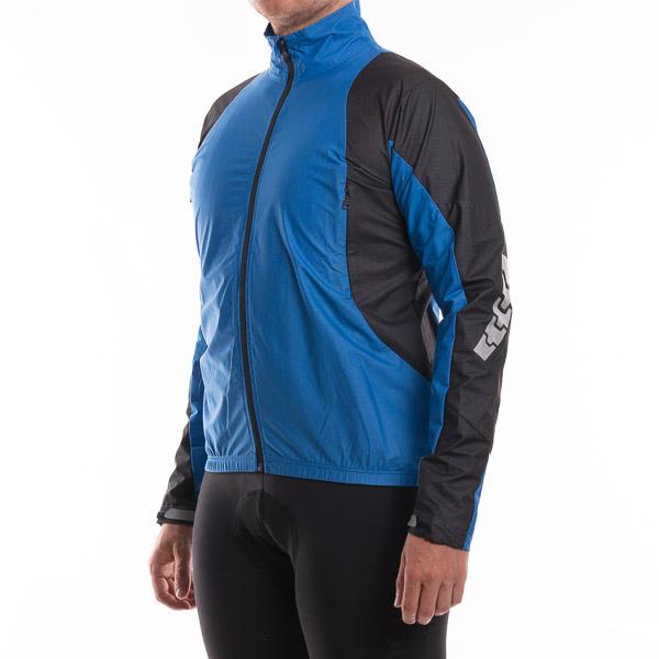 Sportful Oxygen Bunda pánska modrá-čierna