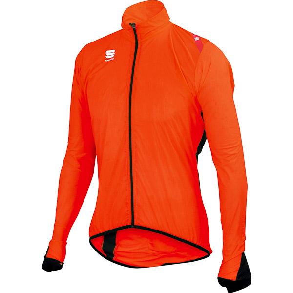 Sportful Hot Pack 5 cyklo bunda červená