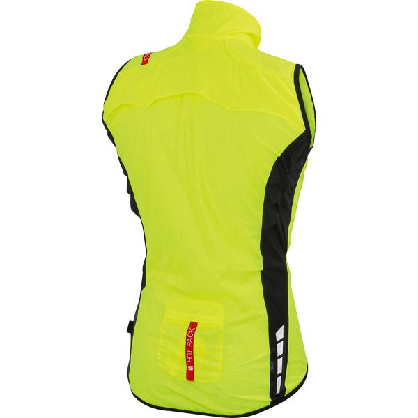 Sportful Hot Pack 5 vesta fluo žltá